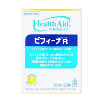 Morishita Jintan Health Aid Bifina R (Regular) 20 Sachets