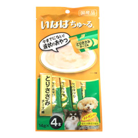 CIAO Churu Chicken Tender Cheese Taste 14g x 4 Sticks For Dogs
