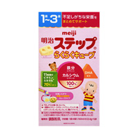 Meiji Step Easy Cube Small Box 112g