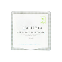 QUALITY 1st ALL IN ONE SHEET MASK White EX
