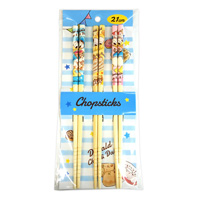Donald, Chip & Dale Chopsticks Disney Chopsticks 3P-Set