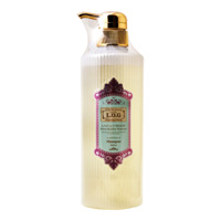 L.O.G by U-REALM Salon Quality Haircare Natural Shampoo