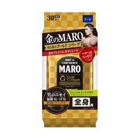 MARO Premium Body Sheet GOLD Gentle Mint Fragrance