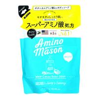 Amino Mason Whip Cream Body Soap Moist Refill