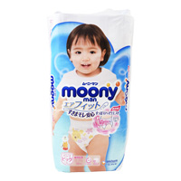 Moony Man Air Fit Pants For Girls (Big Size x 38 units)