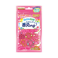Insect Repellent Kaori Ring Pink N 30 units