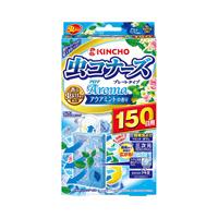 KINCHO MUSHIKONAZU Aroma Plate Type 150 days Aqua Mint Fragrance
