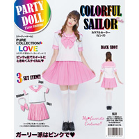 Colorful Sailor (Pink)
