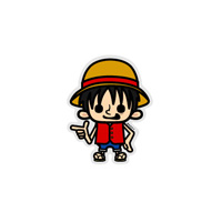 LCS-008 M.D.LUFFY