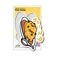 LCS-210/ Gudetama 200 Yen Sticker/ Crab eggs