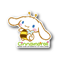 LCS-413 Cinnamoroll/ Bee Sticker