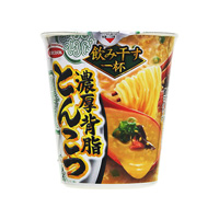 Nomihosu Ippai Rich Back Fat Tonkotsu Ramen, Vertical Type