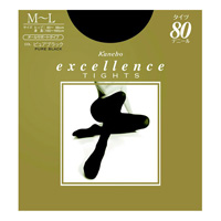 excellence Tights M-L Pure Black