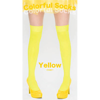 Colorful Socks (Yellow)