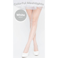 Colorful Tights (White)