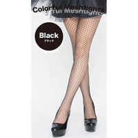 Colorful Tights (Black)