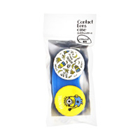 Contact Lenses Case Minions Blue