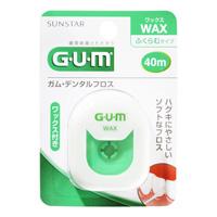 GUM Dental Floss Waxed Expansive Type