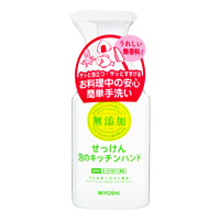 Miyoshi Soap Kitchen Hand Soap Without Additives