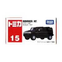 TOMICA 15 Hummer H2