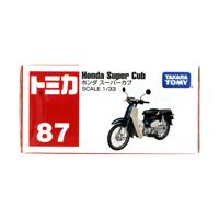 トミカ87 ホンダ スーパーカブ