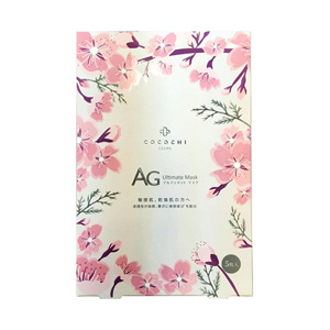 COCOCHI AG Facial Mask 5 Units Sakura