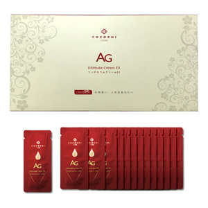 COCOCHI AG Rich Serum Cream EX 14 Satchets