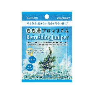 KIKIYU Aroma Rhythm Refreshing Juniper Sachet