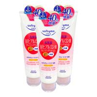 Softymo Super Cleansing Wash HA (Hyaluronan) set of 3