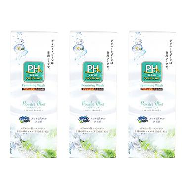 PH JAPAN Delicate Zone Feminine Wash Powder Mint *3