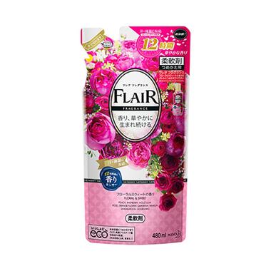 Flare Fragrance Softener floral sweet  Refill