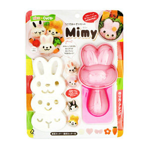 Rabbit Onigiri Rice Ball Set Mimy