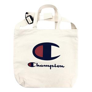 Champion 2 way tote bag Ivory