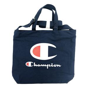Champion 2 way tote bag navy