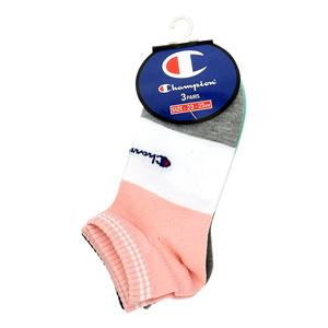 Champion sneaker socks 3 pairs 23-25cm