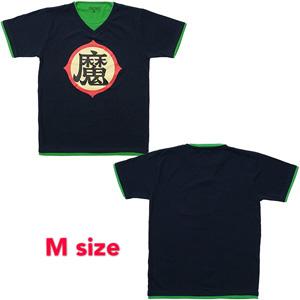 Dragon Ball Z T-shirt 「魔」 M navy