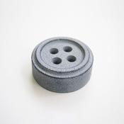 Cohana Nanbu Tekki Paperweight, Blue Gray