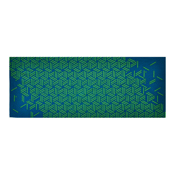 Tenugui, Kagome Pattern, Tokiwa Green