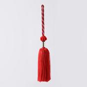 Art Fiber Endo Tassel System 02, Red