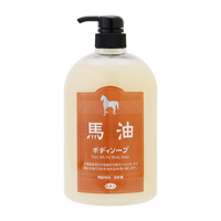 Tabibijin Horse Oil Body Soap, 1000ml