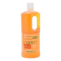 Tabibijin Orange Shampoo, 1000ml, Refill