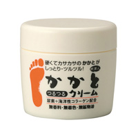 Tabibijin Smooth Heel Cream, 100g