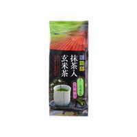 常照園 上抹茶入玄米茶 150g
