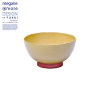 Rice Bowl, Beige x Pink