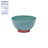 Rice Bowl, Moss Green x Orange