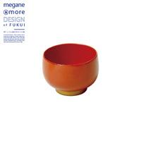 Small Bowl, Orange x Olive