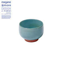 Small Bowl, Moss Green x Orange