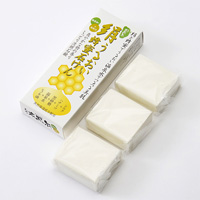 Japanese Cypress Tankokusen Silk Moist Honey Soap 75g x 3