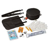 [KOKUYO] Emergency Supplies Set [Bousai no Tatsujin] (Helmet Type)