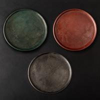 round-plate (bordered)